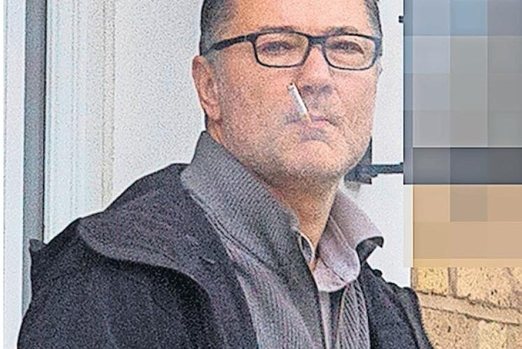 how rich is Bernd Bergmair?